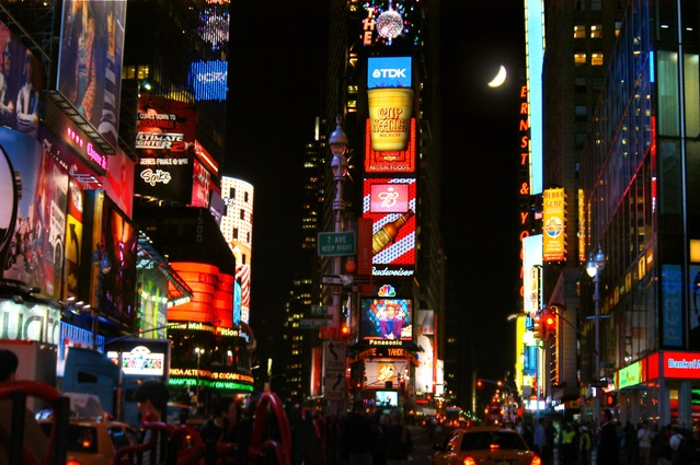 time-square